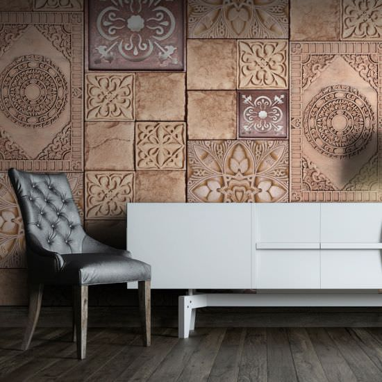 Wallpaper Stone designs
