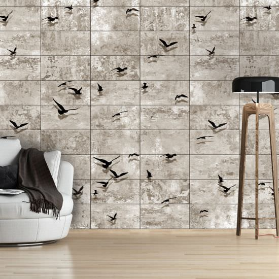 Wallpaper Bird Migrations