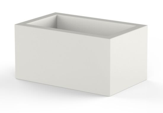 Boîte pour plantes Module 80 Blanc