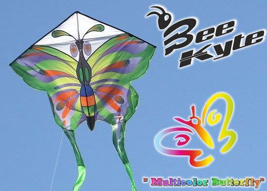 Aquilone monofilo Farfalla