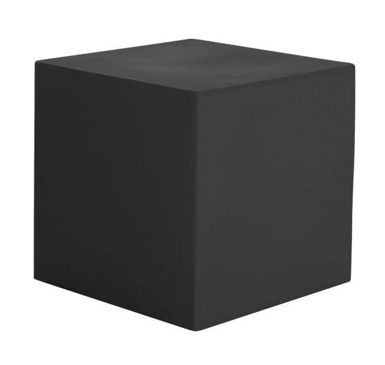 Cubo de resina coloreada 41 cm
