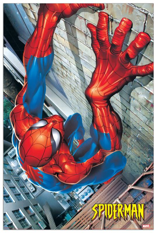 Quadro Decorativo Spiderman