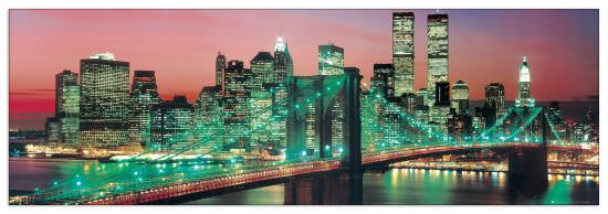 Quadro Decorativo Manhattan Colour