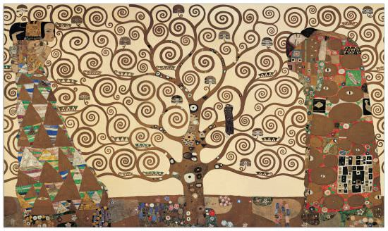 Quadro Decorativo The Tree Of Life