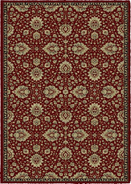 Tappeto da Soggiorno in stile orientale Artek Rosso 160x230