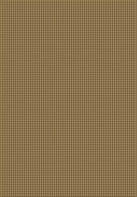 Mykonos tapis d\'intérieur et d\'extérieur marron clair