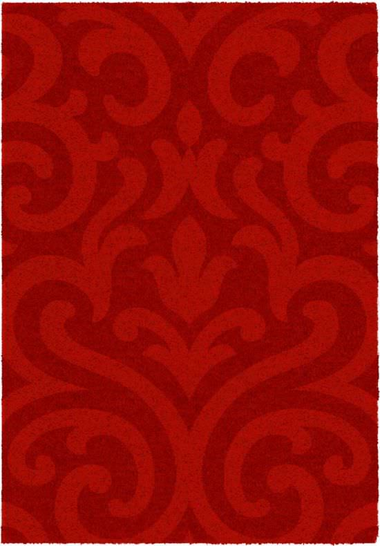 Carpet Red Lumiere Arabeschi 160x230