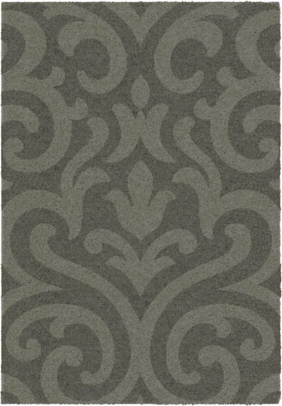 Arabesque Lumiere carpet 160x230 Grey