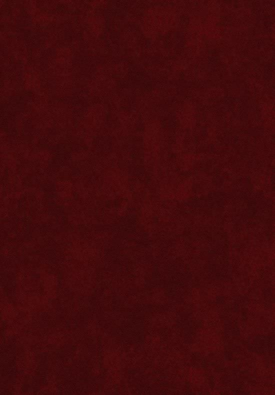 Classic Iris Red carpet 120x170 cm