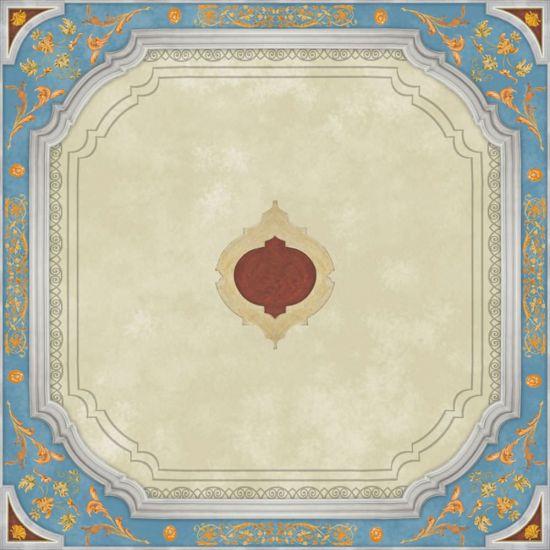 Fresque du plafond