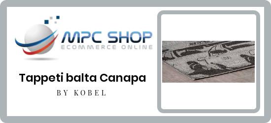 collezione tappeti balta canapa by kobel