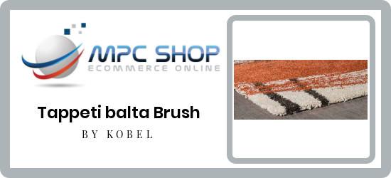 collezione tappeti balta brush by kobel