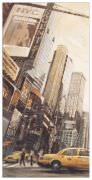 Quadro Decorativo Times Square I