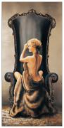 Quadro Decorativo Seated Beauty
