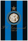 Quadro Decorativo Fc Internazionale 1908