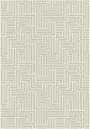 Tappeto Wind Grigio chiaro 160x230 cm