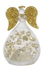 Golden belly angel and lights h 105